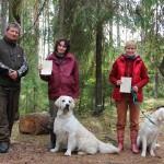 24.09.2011 - Greenhill's Cooper & Idavir Star Beauti Of Winter