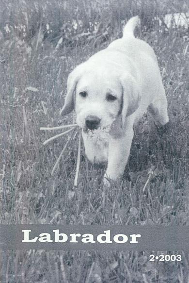 """Ajakiri """"Labrador"""" 2/2003"""